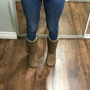 Brown Bearpaw  M-906W/ Hickory Boots